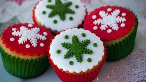 10 látványos karácsonyi cupcake, amitől eldobod az agyad