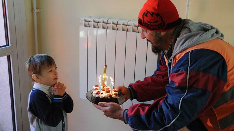 Kukások váltották valóra egy magyar kisfiú álmát