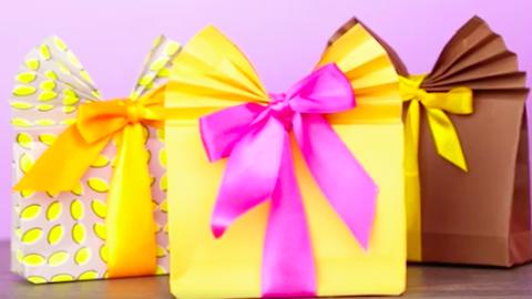 Így csomagolhatod be még szebben az ajándékokat, mint ahogy a boltban csinálják