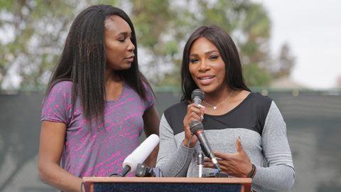 Serena Williams: itt az idő, hogy elfelejtsük a különbséget sportolók és sportolónők között!