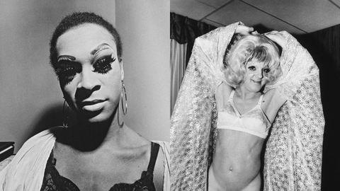Durva fotók a 60-as évek prostituáltjairól