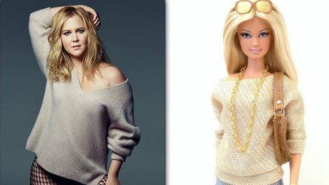 Túlsúlya miatt alázzák Amy Schumert, akit a Barbie-filmre kértek fel