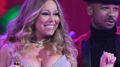 Mariah Carey gigamelle karácsonyi pompában