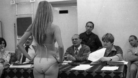 Így vonultak a magyar manökenek fürdőruhában több mint 30 éve