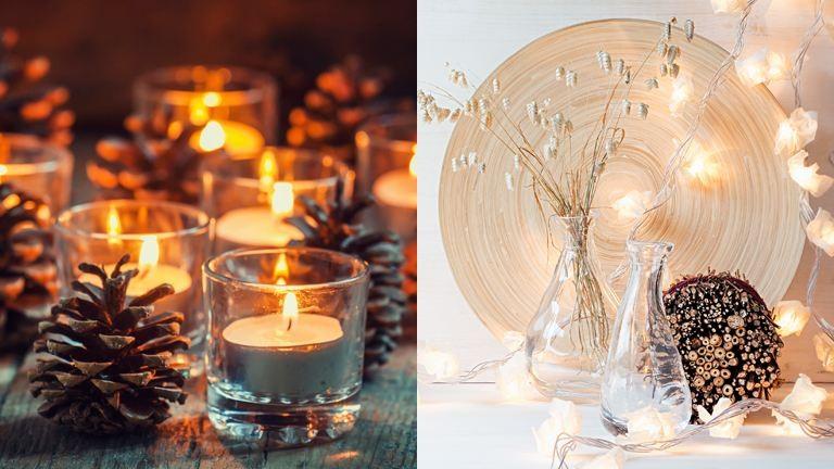Karácsonyi fények kül- és beltérre