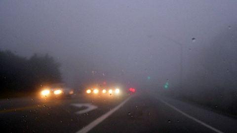 Riasztóan sűrű lesz a köd körülöttünk holnap