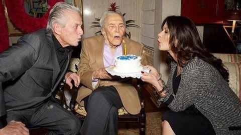Kirk Douglas 100 éves: még vannak terveim