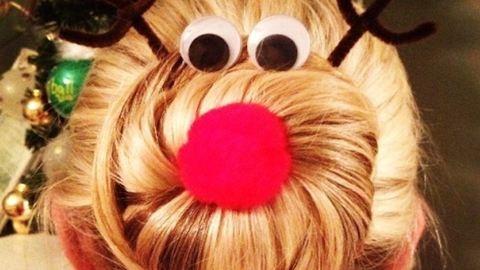 8 extrém karácsonyi frizura, amitől sokkot kap a Jézuska