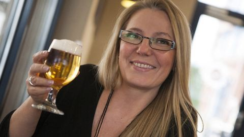 Az anyukám sörfőző, és ő a főnök! – Késmárki Katának saját sörfőzdéje van, és három gyerek anyukája