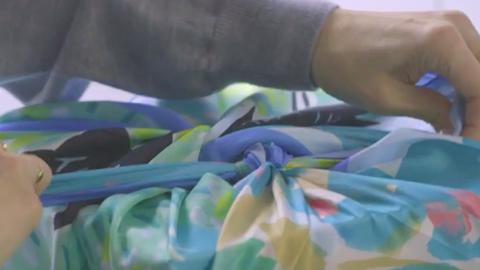 Így csomagolj ajándékot papír nélkül