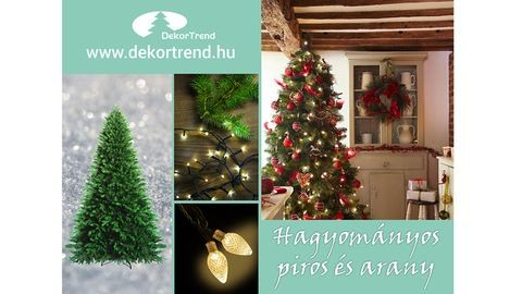 5 ünnepi hangulat: 2016 karácsonyi trendjei