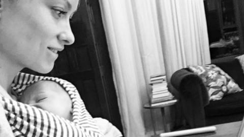 Olivia Wilde szerint a szoptatás nem való minden nőnek