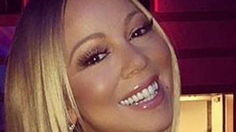 Mariah Carey és Beyoncé melle összetapadt