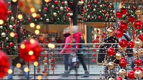 Bajban lehetnek az áruházak a karácsonyi roham során