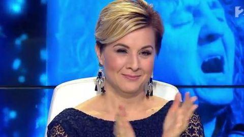 Ezért zokogott Ábel Anita a TV2-ben