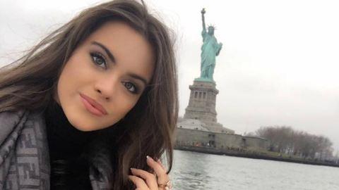 Egyre nőnek a magyar szépségkirálynő, Gelencsér Tímea esélyei a Miss World versenyen