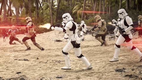A Zsivány Egyes a legjobb Star Wars-akciófilm, amit valaha láttunk