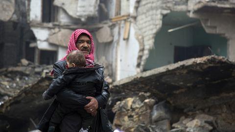 Földi pokol: ez maradt Aleppóból – megrázó képek