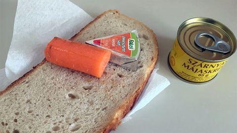Ezt adják enni mostanság a magyar kórházakban