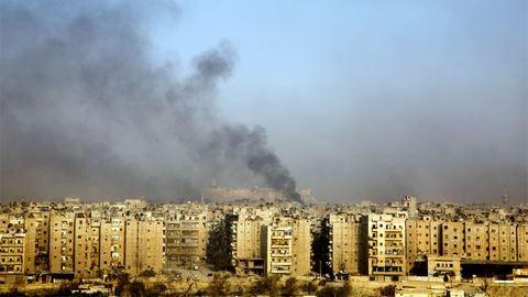 Háborús bűnökkel vádolja Aszadot a török elnök