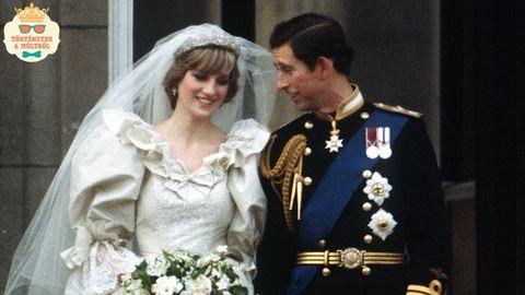 Néma fogadalom és elképesztő luxus – a legemlékezetesebb esküvők a történelemben