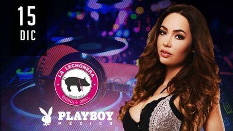 VV Dóri Playboy-nyuszi lett Mexikóban