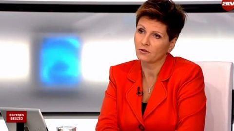 Csatornát vált Kálmán Olga