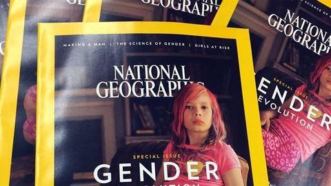 Címlapbotrányba keveredett a National Geographic