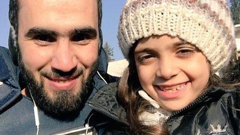 Megmenekült a pokolból twitterező 7 éves kislány