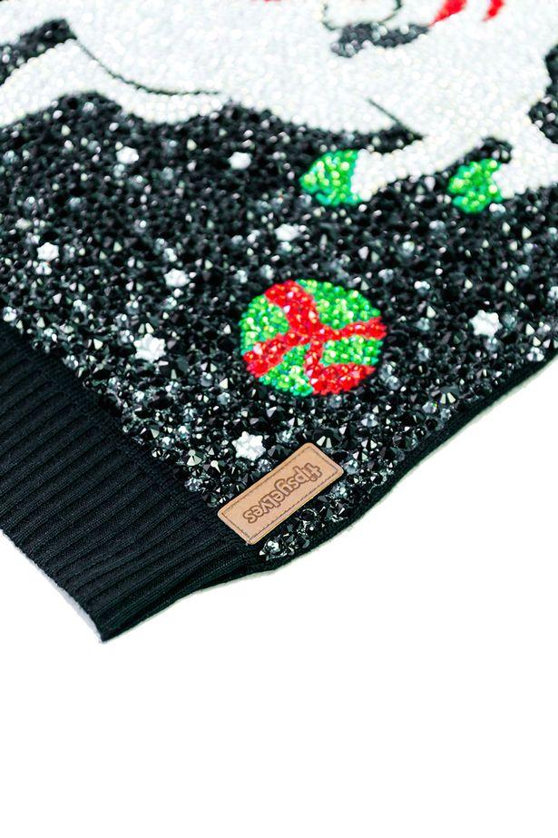 9 millió forintot ér a világ legdrágább ronda karácsonyi pulcsija