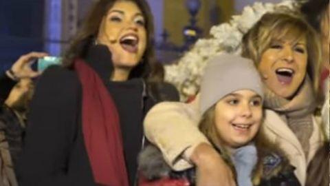 Szulák Andrea a lányával énekel – sztárdömping a Bazilikánál