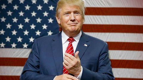 Hivatalosan is Donald Trump az USA elnöke