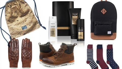 14 divatos karácsonyi ajándék férfiaknak