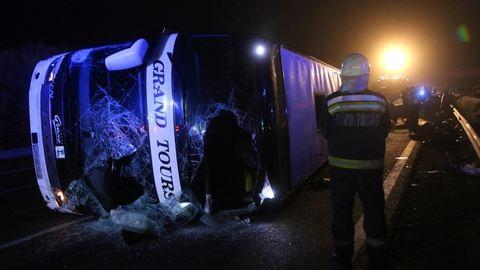 M3-as buszbaleset: veszélybe került a munkája is a kisfiát elvesztő nőnek