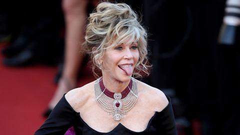 """""""Nem tökéletesnek kell lenni, hanem a teljességre kell törekedni"""" – 79 éves lett Jane Fonda"""