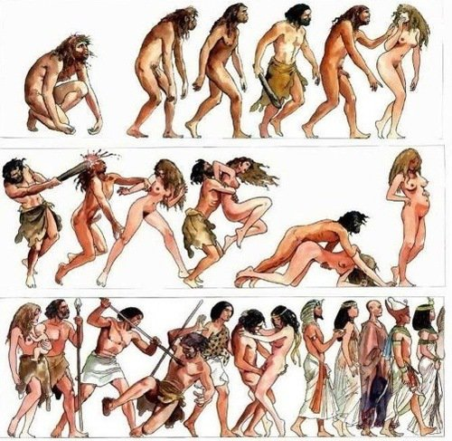 Nézd meg, milyen az emberiség (szex)történelme!