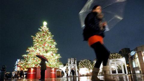 Kicsi az esélye a fehér karácsonynak