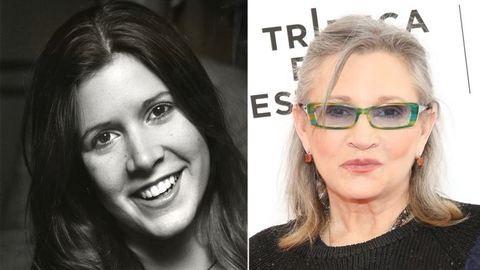 Szívrohamot kapott Carrie Fisher
