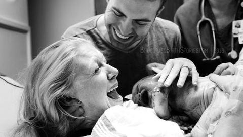 2016 legszebb, legmeghatóbb fotói a születés pillanatáról