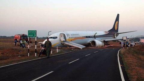 Hajszál híján összeütközött két utasszállító repülő