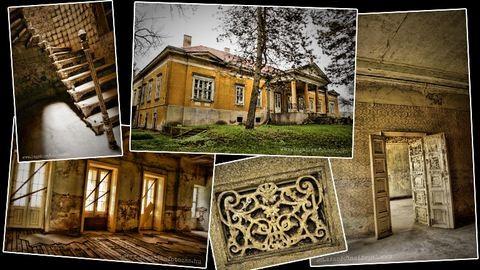 Így pusztul el a csodaszép putnoki Serényi-kastély