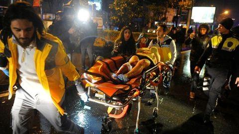 Legalább 39 embert ölt meg az isztambuli terrortámadás