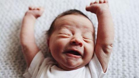 Ő lett 2017 első budapesti babája