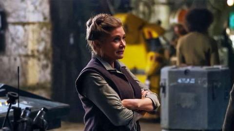 Nagyot kaszál Carrie Fisher halálán a Disney