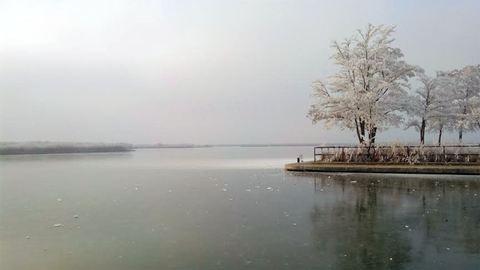 Még életveszélyes a Balaton és a Velencei-tó jege