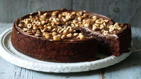Felejthetetlen Nutella-torta 3 összetevőből