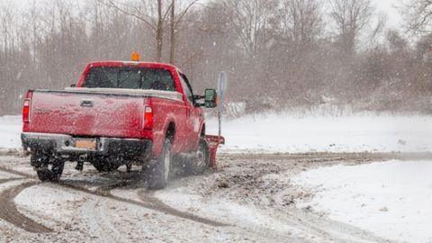 Már fennakadást okoz az utakon a havazás