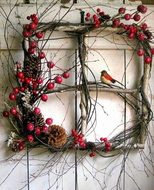 A karácsonyi csillogás után nem szeretnéd túlvariálni az ajtókopogtatód? Akkor íme egy remek ötlet!