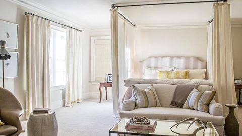 10 trükk, hogy úgy érezd magad a hálószobádban, mint egy luxusszállodában