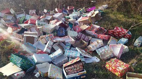 Lelkész lopta el a gyerekek karácsonyi ajándékait